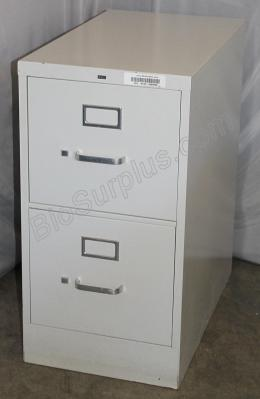 HON 2-Drawer File Cabinet Image-0
